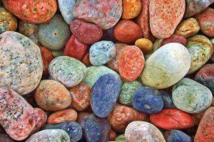 aquarium stenen